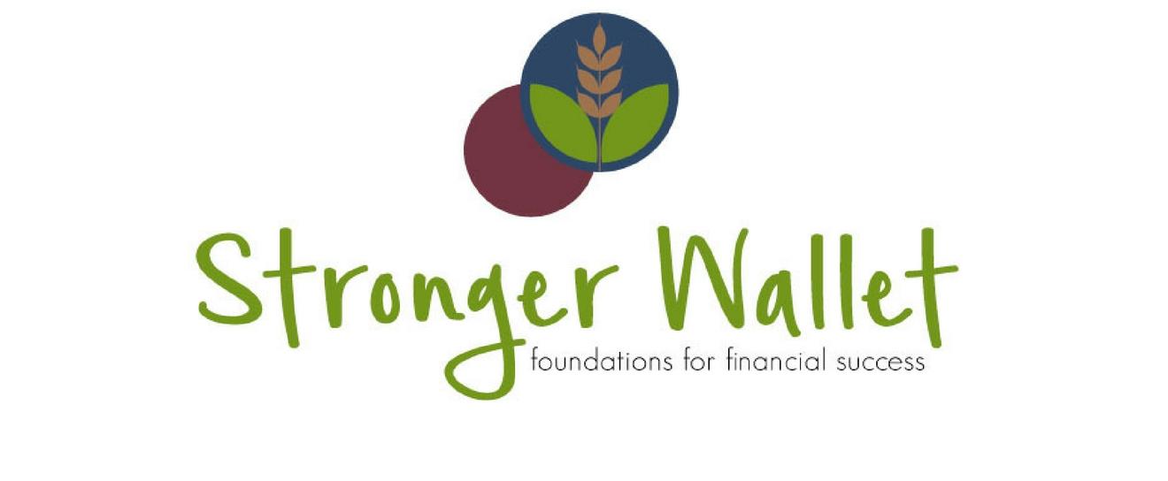 Stronger Wallet header